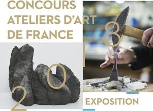 Exposition Concours Création Ateliers d'art de france