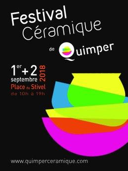 2018 - 09 Septembre - Festival Céramique Quimper