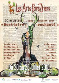 2018 - Le Bestiaire Enchanté
