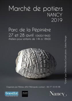 2019 - Marché des Potiers Nancy