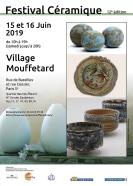 06 JUIN - Festival Céramique Mouffetard